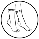 Doc Socks compression socks improve blood circulation