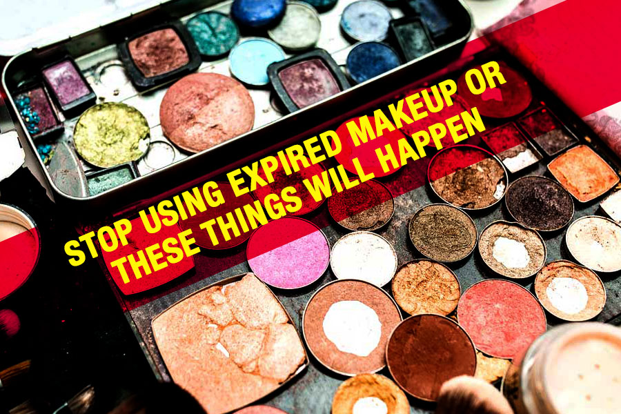 Stop Using Expired Makeup or These Things Will Happen